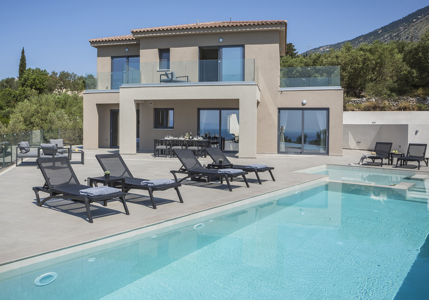Accommodation Lourdas Kefalonia - Kefalonia Accommodation - Kefalonia Villas - Villas Lourdas Kefalonia - Villas in Lourdas Kefalonia - Lourdas Beach View Villa - Lourdas Beach Villas Kefalonia - Wedding Villas Kefalonia - Luxury Villas Kefalonia